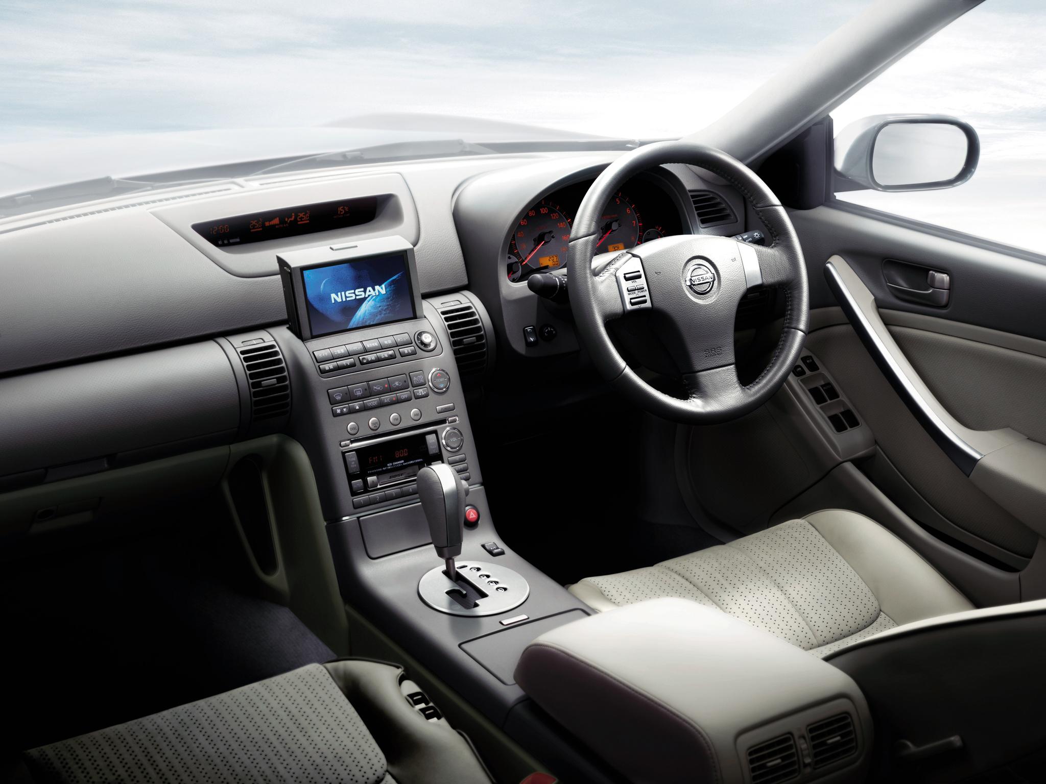 Nissan (Ниссан) Skyline V35 2001-2004 г.