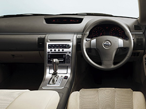 Nissan Stagea 5 дв. универсал M35