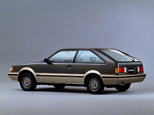 Nissan Stanza 3 дв. хэтчбек Stanza