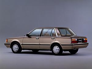 Nissan Stanza 4 дв. седан Stanza