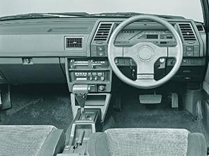 Nissan Sunny 3 дв. купе Coupe