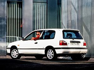 Nissan Sunny 3 дв. хэтчбек Sunny
