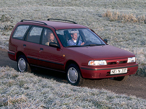 Nissan Sunny 5 дв. универсал Wagon