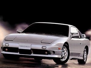 Nissan 180 SX 2 дв. купе 180 SX