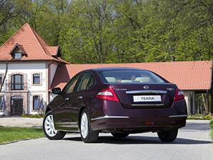 Nissan Teana 4 дв. седан Teana
