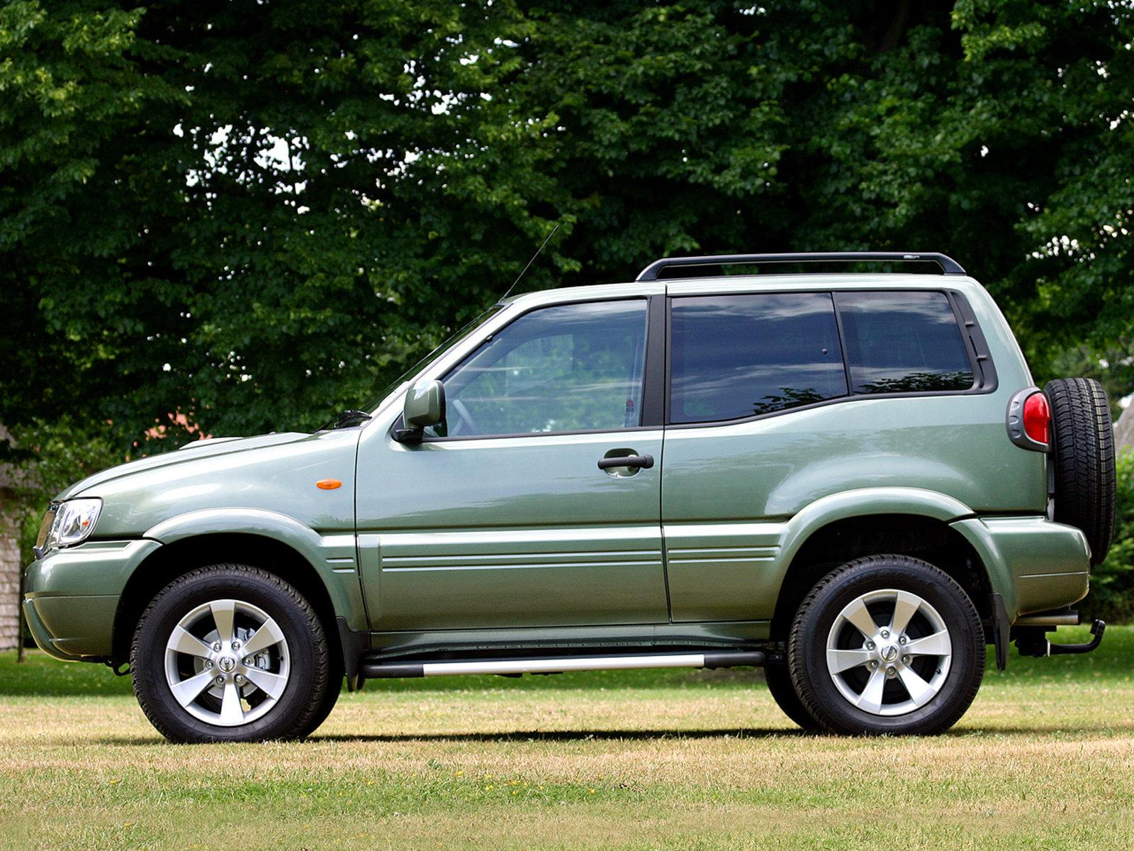 Nissan (Ниссан) Terrano II 1996-2000 г.