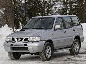 Nissan Terrano 5 дв. внедорожник Terrano
