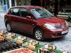 Nissan Tiida 5 дв. хэтчбек C11