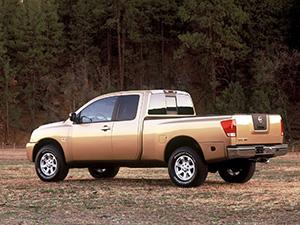 Nissan Titan 2 дв. пикап Titan