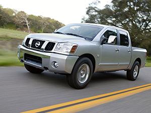 Nissan Titan 4 дв. пикап Titan