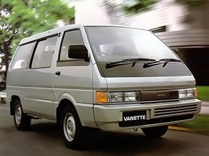 Nissan Vanette 4 дв. минивэн Vanette
