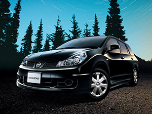 Nissan Wingroad 5 дв. универсал Wingroad