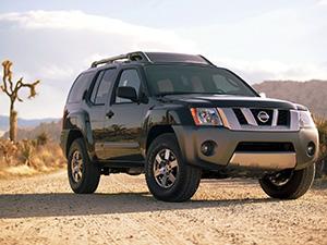 Nissan X-Terra 5 дв. внедорожник X-Terra