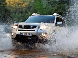 Nissan X-Trail 5 дв. внедорожник X-Trail