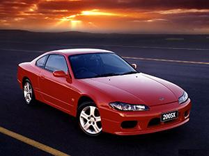 Технические характеристики Nissan 200 SX Turbo 1997-2000 г.