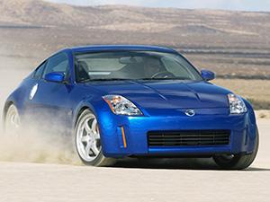 Технические характеристики Nissan 350Z