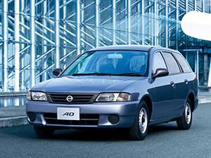 Технические характеристики Nissan AD