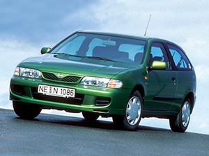 Технические характеристики Nissan Almera 1.4 1998-2000 г.