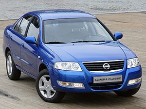 Технические характеристики Nissan B10