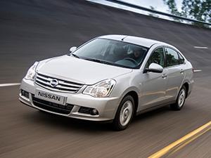 Технические характеристики Nissan Almera 1.6i 2012- г.