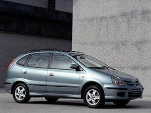 Технические характеристики Nissan Almera Tino