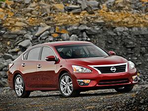Технические характеристики Nissan Altima