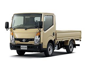 Технические характеристики Nissan Atlas