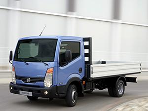 Технические характеристики Nissan Cabstar