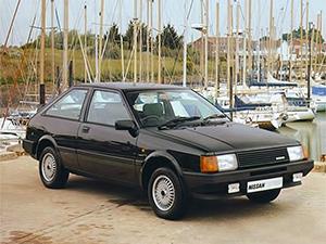 Технические характеристики Nissan Cherry 1300 1982-1984 г.