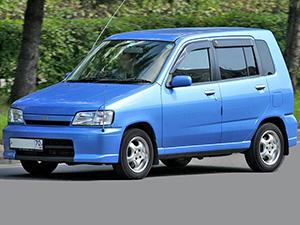 Технические характеристики Nissan Cube