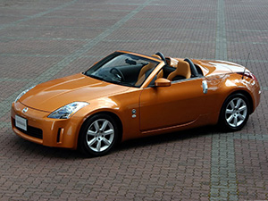 Технические характеристики Nissan Fairlady 3.5 MT 2003-2008 г.