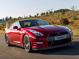 Технические характеристики Nissan GT-R