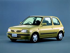 Технические характеристики Nissan March 1.0 1992-2003 г.
