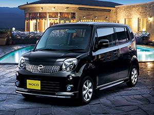 Технические характеристики Nissan Moco