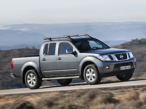 Технические характеристики Nissan Navara