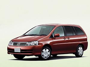 Технические характеристики Nissan Liberty