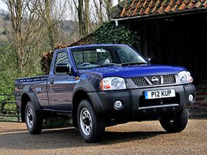 Технические характеристики Nissan NP300 NP300 2008- г.