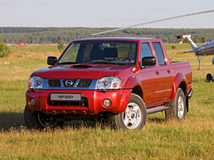Технические характеристики Nissan NP300