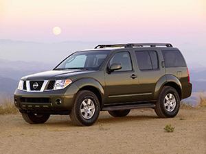 Технические характеристики Nissan Pathfinder 4.0 V6 2005-2010 г.