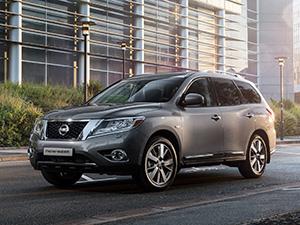 Технические характеристики Nissan Pathfinder