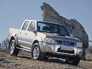 Технические характеристики Nissan Pick Up