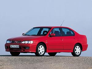 Технические характеристики Nissan Primera 2.0 1996-1999 г.