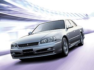Технические характеристики Nissan Skyline 2.5 4WD 1998-2001 г.