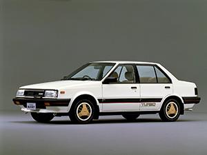 Технические характеристики Nissan Sunny 1.5 1982-1985 г.