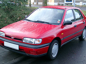 Технические характеристики Nissan Sunny 1.6 1993-1995 г.