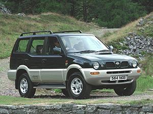 Технические характеристики Nissan Terrano 2.4 1996-2000 г.