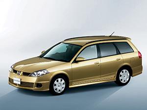 Технические характеристики Nissan Wingroad