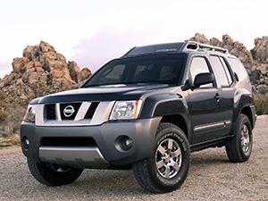 Технические характеристики Nissan X-Terra