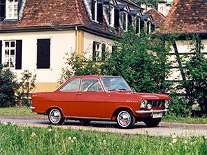 Opel Kadett 2 дв. купе (A)