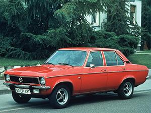 Opel Ascona 4 дв. седан (A)